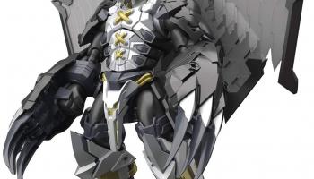 Digimon – Black Wargreymon (Amplified), Bandai SpiritsFigure