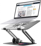 EPN Laptop Riser with Heat-Vent to Elevate Laptop
