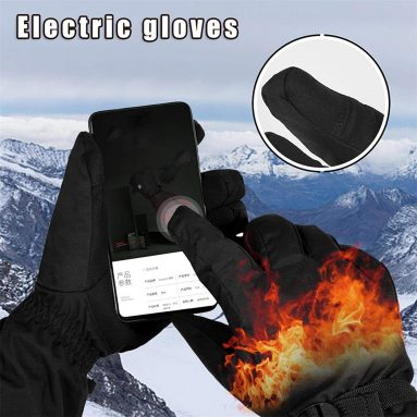 Heated Gloves with Touch Screen