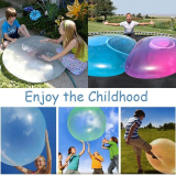Inflatable 47″ Giant Bubble Ball