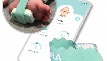 NORA Smart Sock