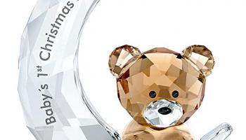 SWAROVSKI Baby's 1st Christmas Ornament 2020