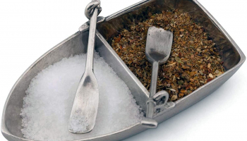 Row Boat Salt/Pepper