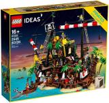 LEGO 21322 Pirates of Barracuda Bay Ideas Set