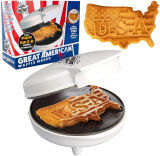 The Great American USA Waffle Maker