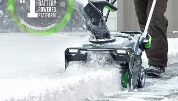 EGO Power+ SNT2100 21-Inch 56-Volt Cordless Snow Blower
