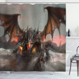 Fantasy World Shower Curtain
