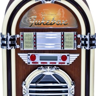 Digital Victoria Tabletop Jukebox