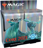 Magic: The Gathering Core Set 2021 (M21) Collector Booster Box