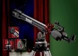 Telescope With Sky Tour