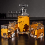 Whiskey Decanter Sets