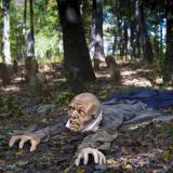 Zombie Halloween Decoration