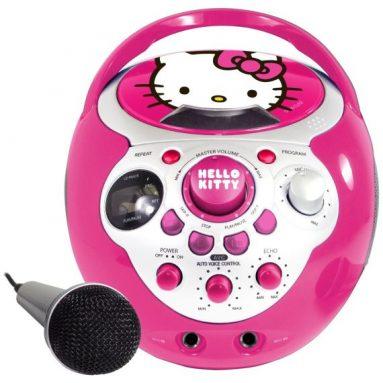 Hello Kitty Mini Karaoke