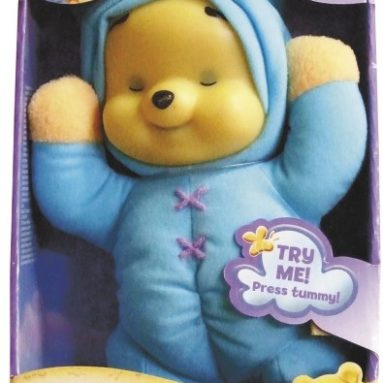 Fisher-Price Winnie The Pooh Dream Glow Pooh