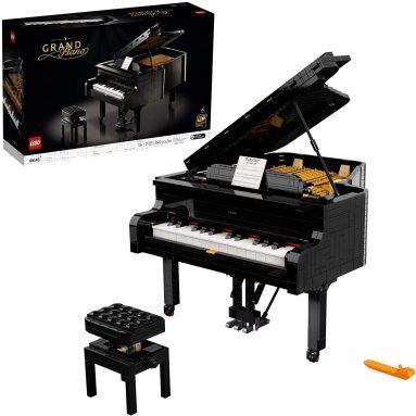 LEGO Ideas Grand Piano Model Building Kit