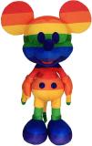 Rainbow Mickey Mouse