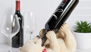 True Cheery Cub Wine Bottle Holder