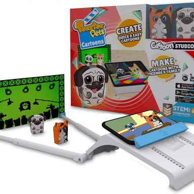 Toaster Pets Cartoons Studio kit