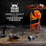 Viking Culture Viking Horn Drinking Cup Shot Glasses