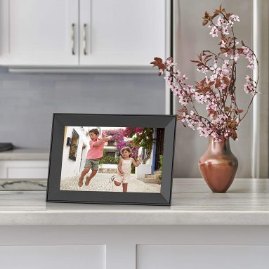 Aura Carver Smart Digital Picture Frame 10.1 Inch HD WiFi Cloud