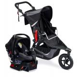 BOB Gear Revolution Flex 3.0 Jogging Stroller + Travel System