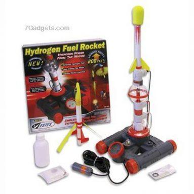 Hydrogen Fuel Rocket
