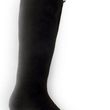 Zebra Boot Pillow
