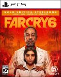 Far Cry 6 Gold Steelbook Edition – PlayStation 5