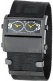 Fendi Women's Zip Code Dual Time Watch