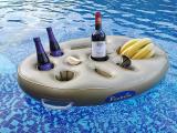 Inflatable Floating Drink Holder