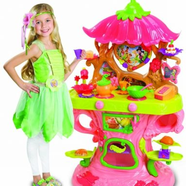 Disney Fairies Tinker Bell Talking Café