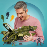 Mega Construx Halo Infinite Vehicle – Pelican Inbound