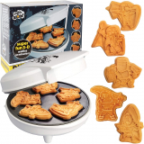 Dungeon Heroes Mini Waffle Maker