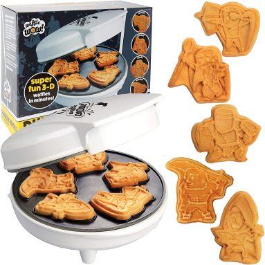 Dungeon Heroes Mini Waffle Maker