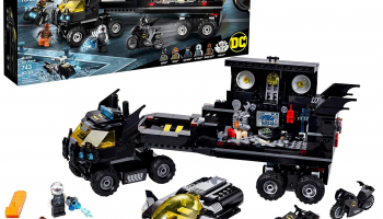 LEGO DC Mobile Bat Base 76160 Batman Building Toy