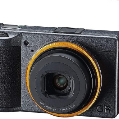 RICOH GR III Street Edition Metallic Gray APS-C size Digital camera