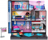 L.O.L. Surprise! O.M.G. House – New Real Wood Doll House with 85+ Surprises
