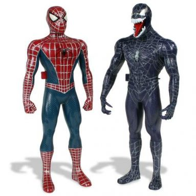 Walkie Talkies – Red Spider-Man and Venom