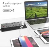 Smart Power Plug  AHRISE WiFi Surge Protector