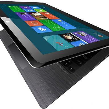 ASUS TAICHI – dual screens tablet
