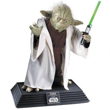 Star Wars Yoda Replica Lifesize Statue