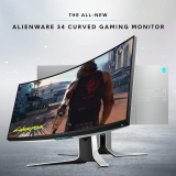 Cyber Monday: Alienware Curved Monitor