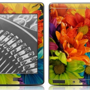 Kindle Touch Skin – Colours
