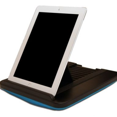 Hybrid Lap Stand for iPad & Kindle with Adjustable Angle Control