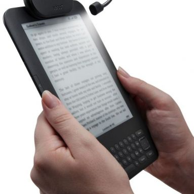 Verso Rechargeable Wrap Light for Kindle