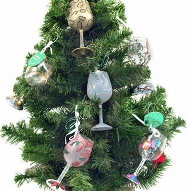 Mini-wine Ornament Collection