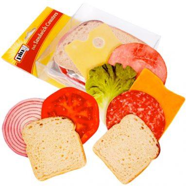 Sandwich Coasters