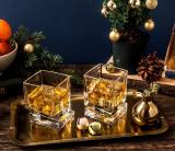 Carre Square Scotch Glasses