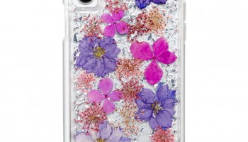 Case-Mate iPhone X Case – KARAT PETALS – Made with Real Flowers