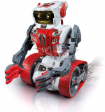 Clementoni Programmable DIY Bluetooth OR Manually Controlled Evolution Robot Kit